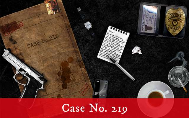 Tour 1 - Case No. 219