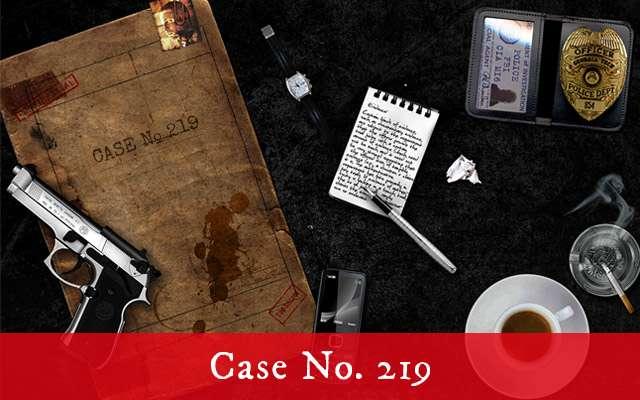 Tour 1 - Case No. 219